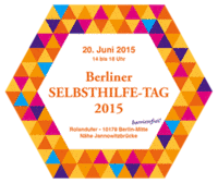 Logo des Selbsthilfetages 2015